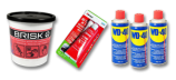 Sprays, Conditioners, Lubricator