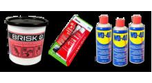Sprays, Conditioners, Lubricator