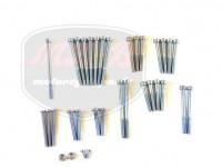 ETZ 250 SCREW SET /CYLINDER BLOCK/