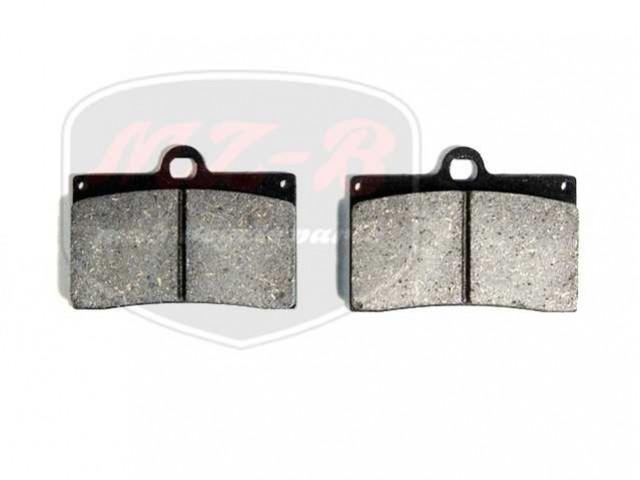 APRILIA RS BRAKE PAD SET 70X51X8 RS