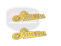 SIMSON SR2 DECAL