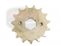 CPI 125 4T CHAIN SPROCKET T15 FRONT