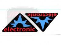 SIMSON 51 DECAL ELEKTRONIC /PAIR/