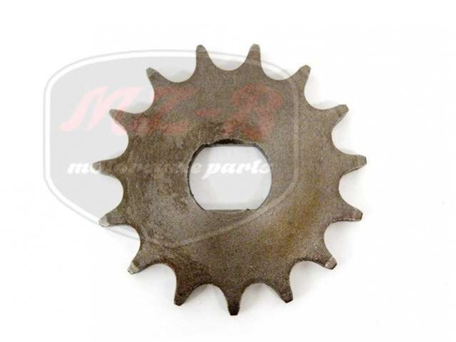 SIMSON 51 CHAIN SPROCKET T15 FRONT