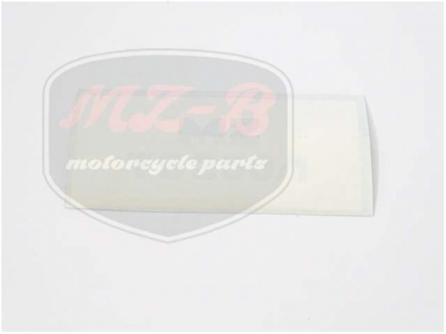MZ/TS 250/1 DECAL