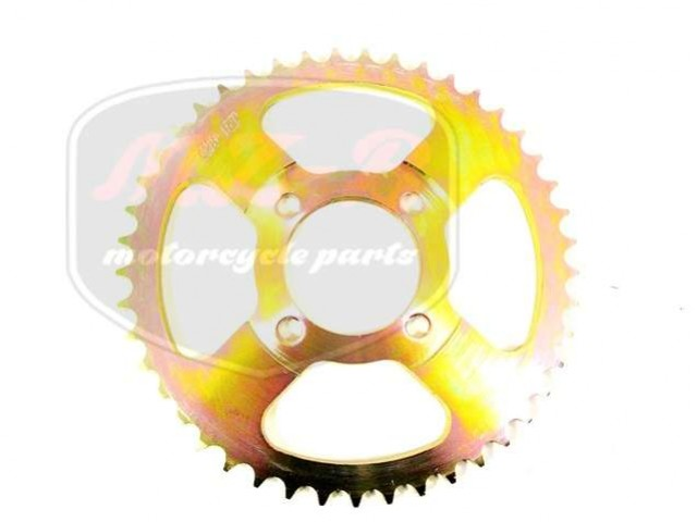 KÍNAI ROBOGÓ QUAD CHAIN SPROCKET REAR T45/428